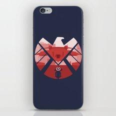 The Captain (SHIELD) iPhone & iPod Skin