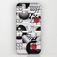 PD3: GCSD87 iPhone & iPod Skin