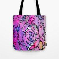 Imagination Map Tote Bag