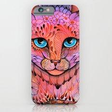 SUNSET CAT iPhone 6 Slim Case