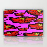 Rouge Floris Laptop & iPad Skin