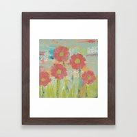 Lover of the Light Framed Art Print