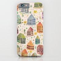 Cactus Town iPhone 6 Slim Case