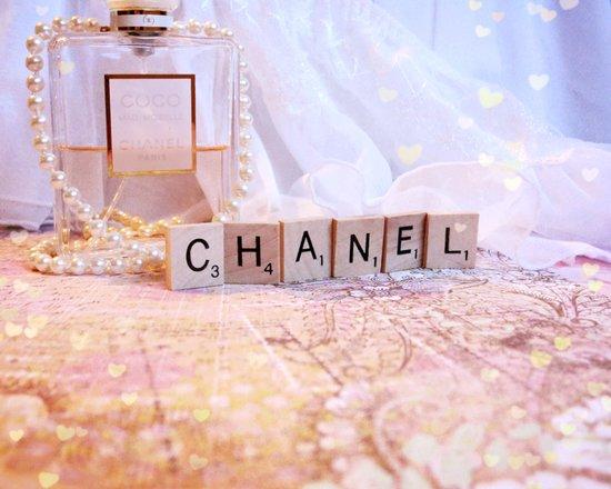 Chanel Romance Canvas Print