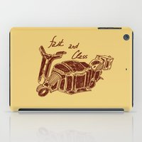 Fast And Class iPad Case