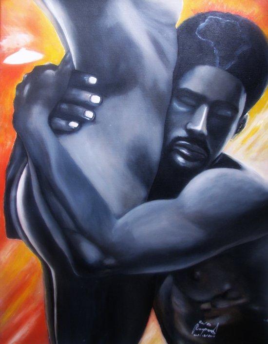 Togetherness Art Print