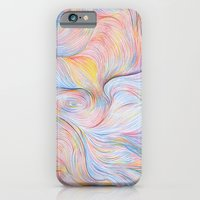 Wind I - Colored Pencil iPhone 6 Slim Case