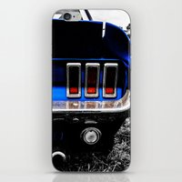 Pony Tail iPhone & iPod Skin