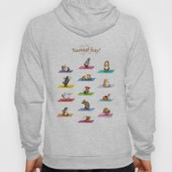 The Yoguineas Collection… Hoody