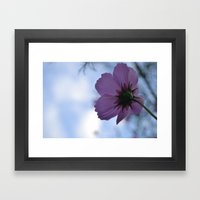 Untitled Flower  Framed Art Print