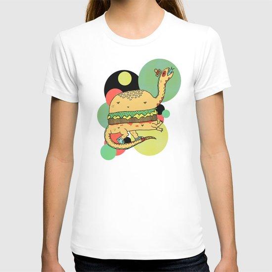 Snack-O-Saurus T-shirt