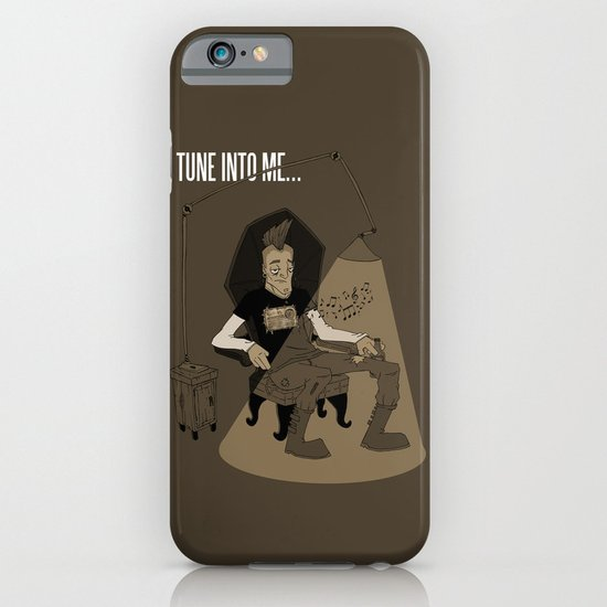 Tune Into Me... iPhone & iPod Case