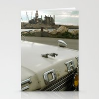 Travel Away On A Rainy D… Stationery Cards