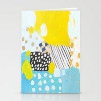 Eternal Optimist - Avail… Stationery Cards