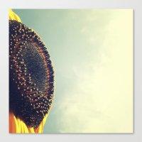 FLOWER 038 Canvas Print