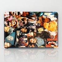 Red Dwarf Fan Collage iPad Case