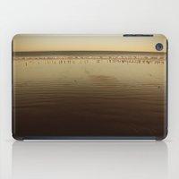 Seagulls On The Horizon iPad Case