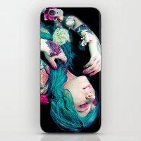 Bloom to fall apart Nr.2 iPhone & iPod Skin