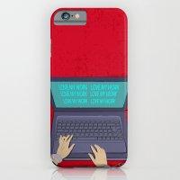 LOVE WORK iPhone 6 Slim Case