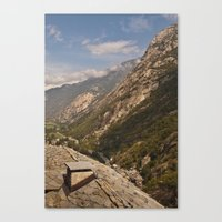 Aosta Valley Canvas Print