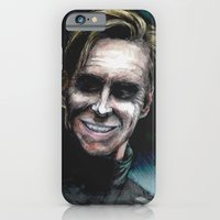 iPhone & iPod Case featuring David 8 by maxandr