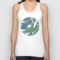 Hastings Zoom Green Unisex Tank Top