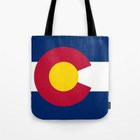 Authentic Colorado State… Tote Bag