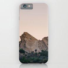 Sunset Over Vasquez Rocks iPhone 6 Slim Case