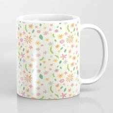 Colourful Daisies Mug