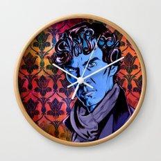 SHERLOCK's locks  Wall Clock
