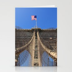 Stars And Stripes Over B… Stationery Cards