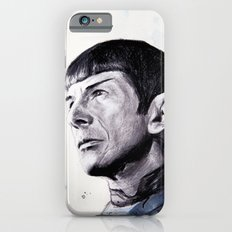 Goodbye Mr. Spock - Leonard Nimoy Slim Case iPhone 6s