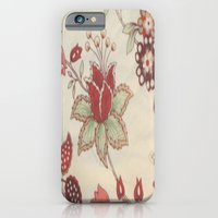 iPhone & iPod Case featuring Vitage Rose by Sir Harvey Fitz