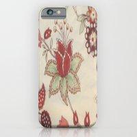 Vitage Rose iPhone 6 Slim Case