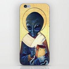 St. Alien iPhone & iPod Skin
