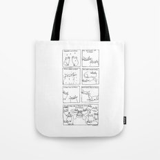 My Favourite Things Tote Bag