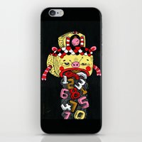 How much Time do we have left iPhone & iPod Skin