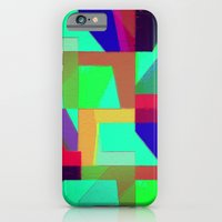 Colorful Truth. Green. iPhone 6 Slim Case