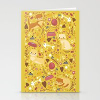 For the love of cats Stationery Cards
