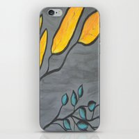 Leaves of Color iPhone & iPod Skin