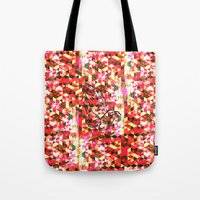 Prayer Prism Tote Bag