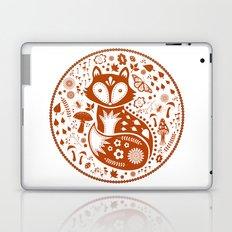 Copper Fox Laptop & iPad Skin