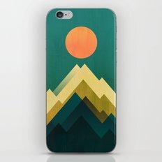 Gold Peak iPhone & iPod Skin