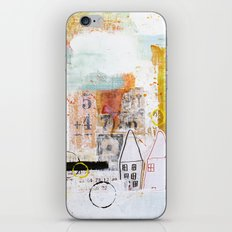CITY OF MY DREAMS iPhone & iPod Skin