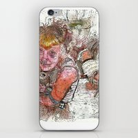 Best buds iPhone & iPod Skin