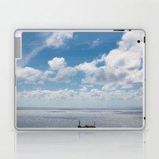 On top of the rock Laptop & iPad Skin
