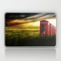 Now home to the red telephone box Laptop & iPad Skin