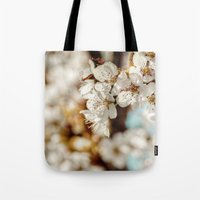 Spring now Tote Bag