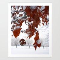 Merry Merry Art Print