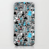 Monster March (Gray) iPhone 6 Slim Case